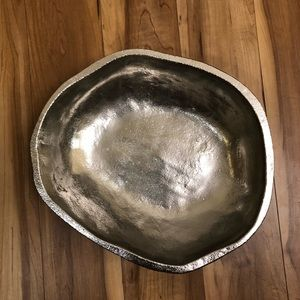 Target Accents - Dark gold bowl